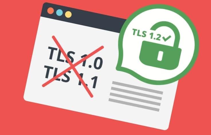 Google Chrome 72 ngưng hỗ trợ TLS 1.0, TLS 1.1 - Hướng Dẫn SSL