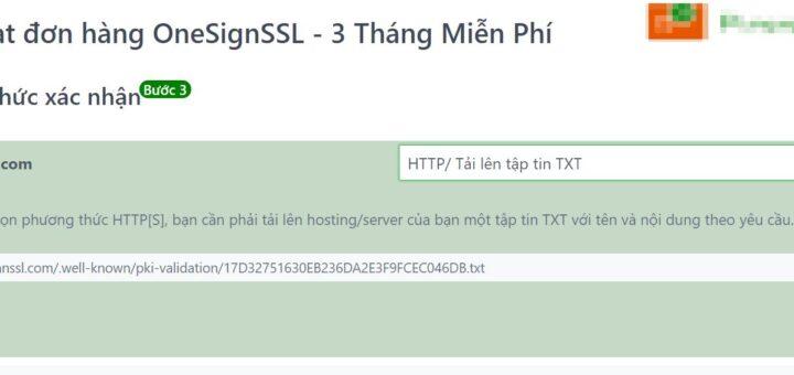 SSL Miễn Phí